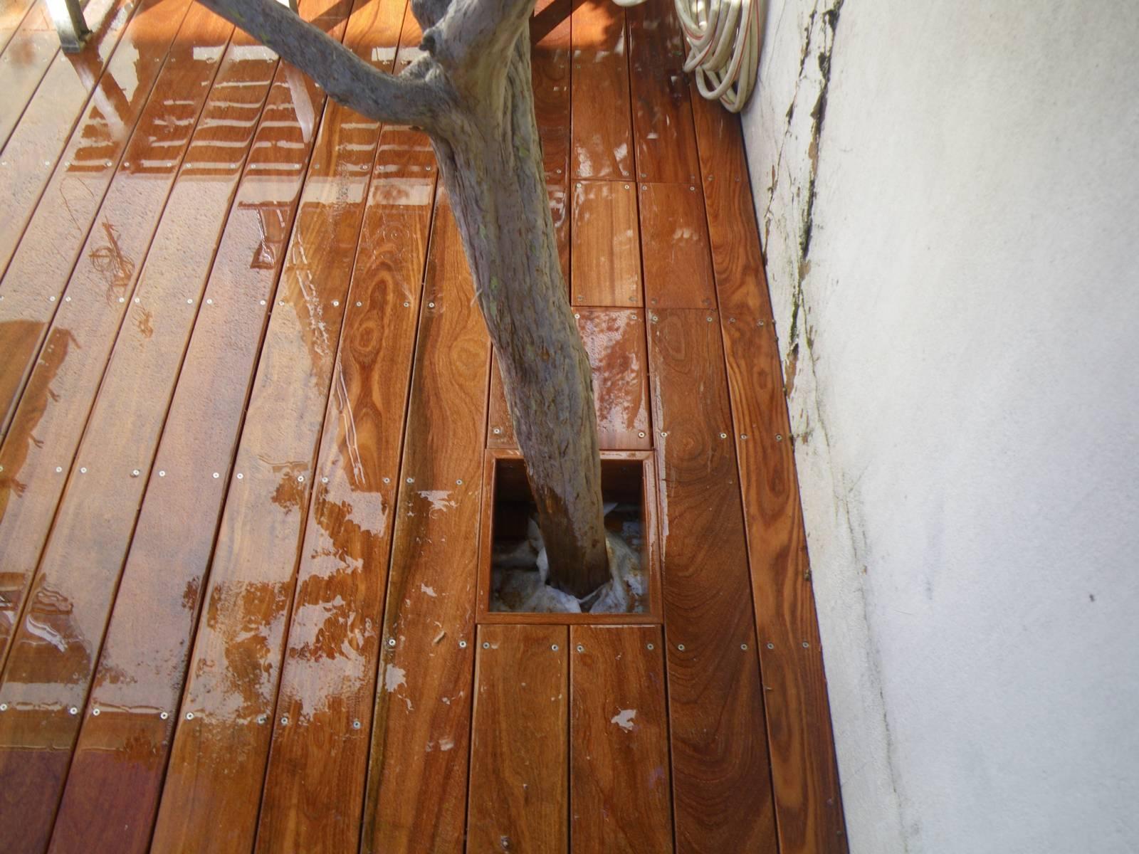 pose terrasse en bois exotique cumaru en gironde sud - DECK ... - Quel Bois Pour Terrasse
