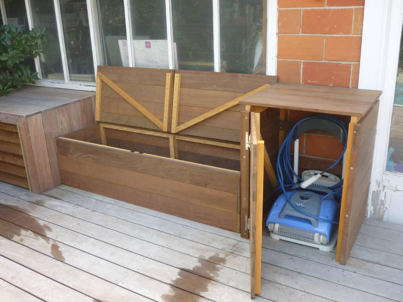 Mobilier bois a cestas deck caillebotis for Mobilier bois