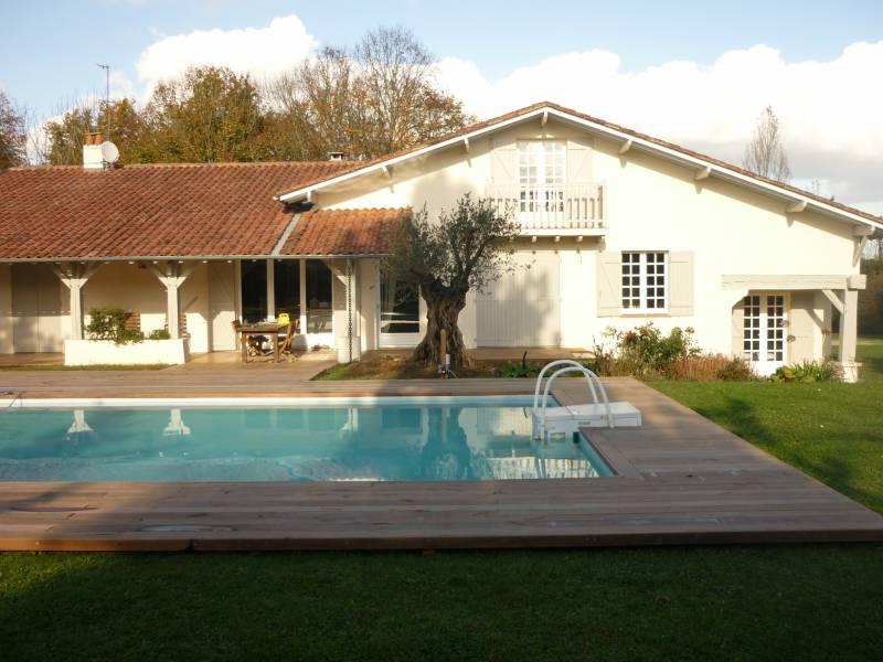 Prix Dune Terrasse En Bois Sur Pilotis Gironde DECK CAILLEBOTIS - Prix d une terrasse en bois sur pilotis